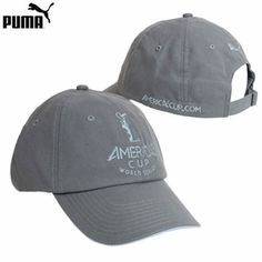 Official America's Cup World Series Hat by @PUMA