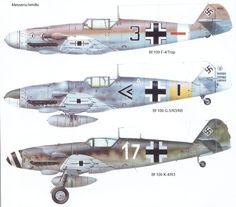 Messerschmitts Bf 109