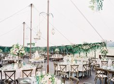 Photography: O'Malley Photographers - www.omalleyphotographers.com Event Planning: VOWS Wedding & Event Planning - vowswedding.com/   Read More on SMP: http://www.stylemepretty.com/2016/03/24/chic-backyard-farm-wedding-in-washington/
