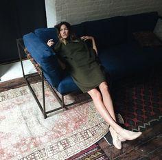 youbroketheinternet: With the Simon Miller x Stephen Kenn collab couch