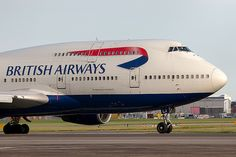 British Airways Boeing 747-400 G-BNLW by LHR Local, via Flickr