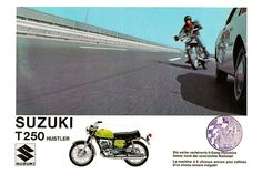 The Suzuki T250 Hustler was the first bike owned by BMW's head of motorcycle design, Edgar Heinrich. Hit the link to find out which machines he loves and where he likes to ride.