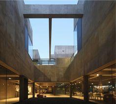 Toho Gakuen School of Music / Nikken Sekkei (Tóquio, Japão) Categoria: Educação superior e pesquisa