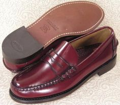 457e1fe923d3  SebagoShoes Classic Penny Loafer (Antique Brown)