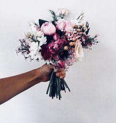 Floral boquet. #flowers #floral #posies #blossoms