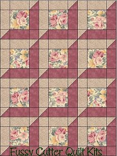 Коллекция блоков из цветочных тканей для лоскутных покрывал. Scrap Quilt Patterns, Beginner Quilt Patterns, Applique Quilts, Patchwork Quilting, Pattern Blocks, Quilting Projects, Quilting Designs, Star Quilt Blocks, Panel Quilts