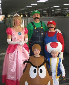 What I Made Today: TUTORIAL: Mario & Luigi
