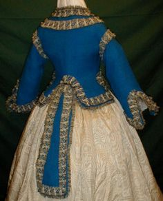 The Graceful Lady Costume designer focusing on 1860s (no longer updated but lots of good images)