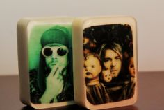 make a soap with any picture you want