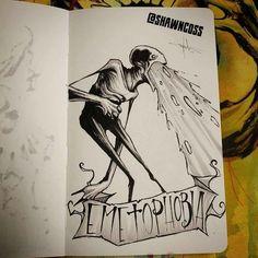 fobias ilustraciones Shawn Coss 27