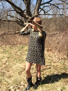 Spring Fashion, Hunter boots