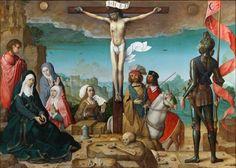 The Crucifixion - The Collection - Museo Nacional del Prado