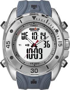 #Timex Ironman 42-Lap Dual Tech #DualTech #Ironman #SportWatch #T5K404