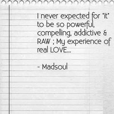 My expereience of real LOVE...