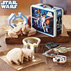 cortadores sandwiches star wars