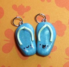 Best Friends Polymer Clay Charms
