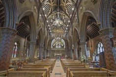St Giles RC Church, Staffordshire, England