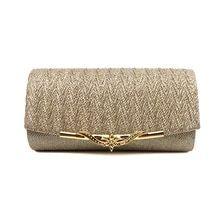 Brand Women Evening Bag 2018 Party Banquet Glitter Bag For Women Girls Wedding  Clutches Handbag Chain 614a9cb22f8c