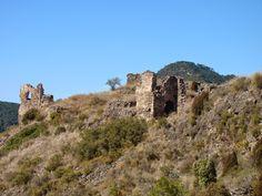 Castillo de Villamalur Castellon.Spain .