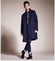 nice Actor Kim Soo Hyun in Aokang CF  08092014