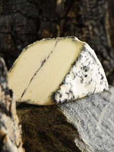 Blue Ledge Farm goat's milk cheese. From the Vermont Cheese Book.