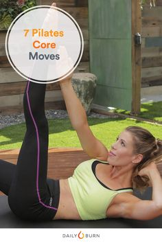 A Pilates workout could be the trick to developing a stronger center.
