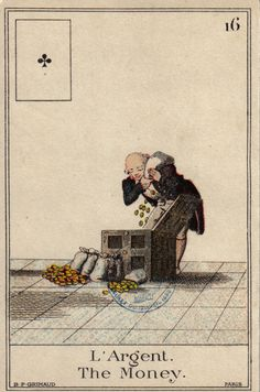 Livre du Destin - The World of Playing Cards