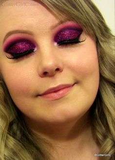 Wicked Stepmother makeup