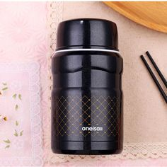 Creative Mini Portable Stainless Steel Bottle 500ml Student Children Stewed Pot Insulation Cup Lunch Pail Food Container