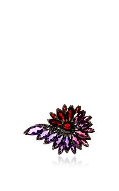 Magnipheasant Feathers Cocktail Ring by Stephen Webster for Preorder on Moda Operandi