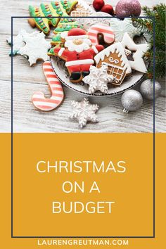 If you celebrate Christmas in your family, you know it can be an expensive holiday. Between giving gifts to family, friends, maybe coworkers or service providers, decorating, baking, and attending parties that might require special outfits and babysitters. Many people can't afford that out of their monthly budget in one swoop. Here are some fun and budget-friendly ideas to celebrate Christmas on a budget.