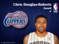 Chris Douglas-Roberts - Los Angeles Clippers - 2014-15 Player