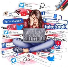 Words scar Rumours destroy Bullies killYou can find Kristina webb and more on our website.