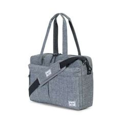 $80 BUY NOWThis subtle gray messenger bag from Herschel is a great value, as pretty much all of thei... - Provided by Hearst…
