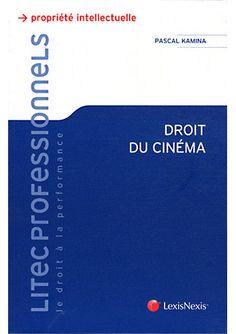 Droit du cinema de Pascal Kamina