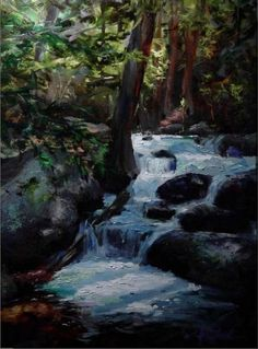 1000 Images About Landscape Paintings On Pinterest How