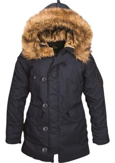 0d4868eb2a1 Alpha Industries Parka Extreme Cold Weather Coat