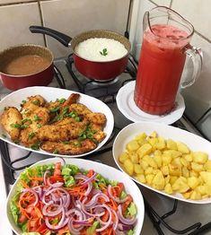 Snap Food, Cooking Recipes, Healthy Recipes, Food Platters, Food Goals, Home Food, Food Presentation, Food Design, Easy Meals