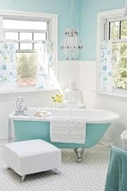 Love the exterior of tub matching the walls...