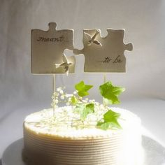 Gay wedding cake toppers can be gendered or non-binary. These toppers go beyond bride and groom to provide options for anyone.
