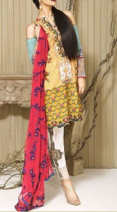 Salwar Kameez is the only dress which suits to their personality of every women…