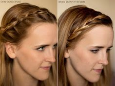 15 ways to keep your bangs back - I might end up needing this if it's windy.