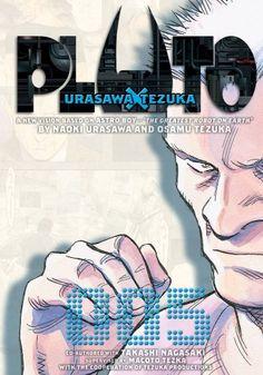 Pluto: Urasawa x Tezuka, Vol. 5 by Naoki Urasawa