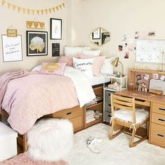 5 Cute Dorm Room Ideas I M Obsessing Over Life Et Moi Doorm