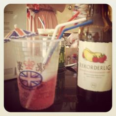 Celebrating the Queen's Diamond Jubilee in #BeautifullyRekorderlig style