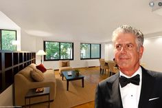 #AnthonyBourdain Drops $3.35M On East 94th Street Condo