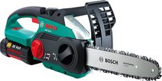 Bosch AKE 30 LI Cordless Chainsaw with 36 V Lithium-Ion Battery, 30 cm Bar Length -- undefined