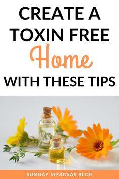 Want to make the switch to non-toxic living, but don't know where to start? Read this post to learn my top non-toxic living tips and how you can switch to non-toxic products easily! Start making safe swaps now and create a natural, clean, toxin free home for your family in no time! #cleanliving #nontoxic #ecofriendly #toxicfree
