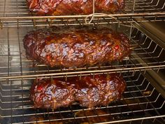 Smoked Meatloaf with Bacon Weave-20