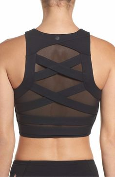 Main Image - Zella Covet Sports Bra Top